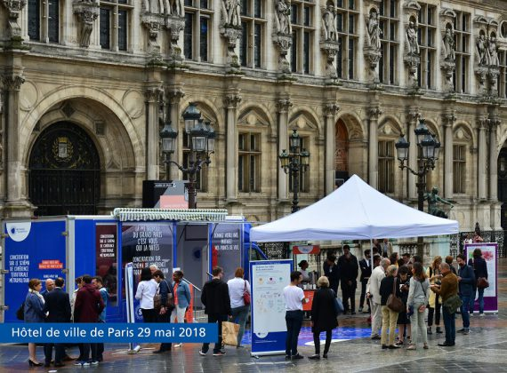 Un road show de 2 mois pour la Métropole du Grand Paris