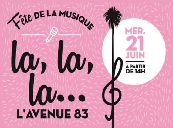 Création d'ateliers musique pour l'Avenue 83