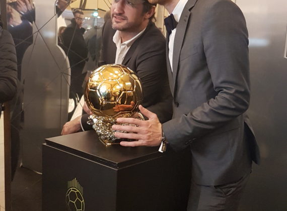 Ballon d'or 2019, on a vu le Messi !