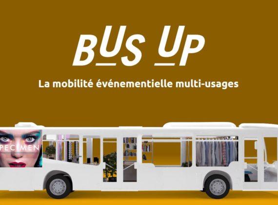 BUS UP : La mobilité évenementielle multi-usages